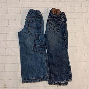 Jeans toddler boy